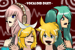 Vocaloid Duet by Lolalilacs
