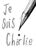 Je suis Charlie by zobly
