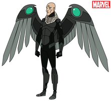 Marvel - Vulture 2017 by HewyToonmore