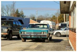 A 1968 Chevy Impala Convertible by TheMan268