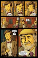 Doctor Who: Fade Away pg 8 by PaulHanley