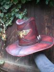 Witchhunter-hat 'Imperial'-2 by Leder-Joe
