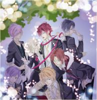 Diabolik Lovers Lunatic Parade by BeckyVida