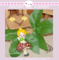 Little Tinker Bell by AyumiDesign