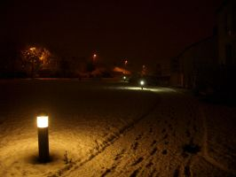 Way to the snow by juyle