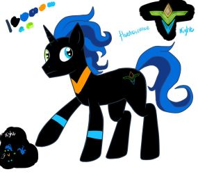 my OC 2 MLP by 126050922