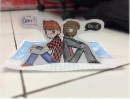 Merome- TFiOS (The Fault in Our Stars) by Doug675