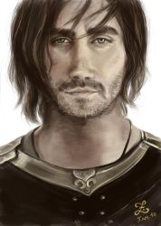 Prince of Persia by zFantasy