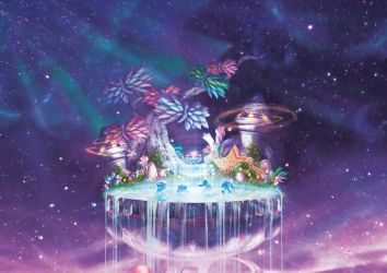 Fountain Of Dreams by Orioto