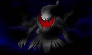 Void Darkrai by ProtoARTist