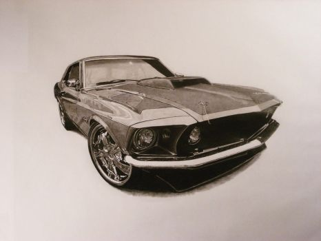 Muscle Car by oh-yeah89