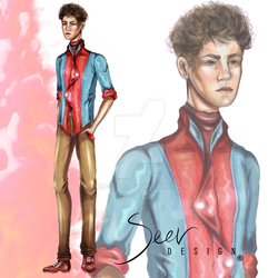 LIVING CORAL WITH JUANPA ZURITA by Im-Seer