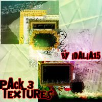 3 textures pack by idalia15