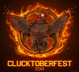 Clucktoberfest 2014 by Pika-la-Cynique