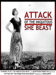 Mega Ellie - Attack of the Iniquitous She Beast by GiantessStudios101