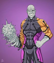 Metamorpho (Earth-27) commission by phil-cho