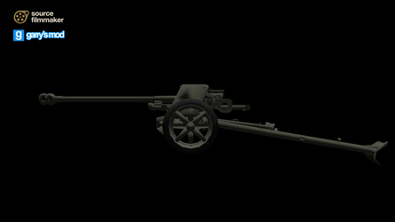 [DL] 75mm Pak40 by Stefano96