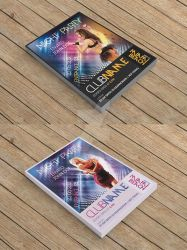2 Modern Party Flyers / Club Posters by env1ro