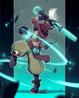 League of Legends: Ekko by 5-ish