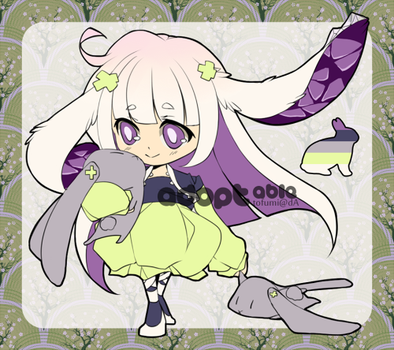 Adoptable: Floe Species 05 [CLOSED] by tofumi