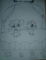 LPS: Drama Queens by SonicTAlicorn