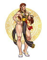 The Queen of Street Fighter by urbanmusiq