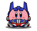 Kirbyformers 3: Optimus Prime (Movie) by Kirby-Force