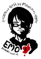 Emofied by acktacky