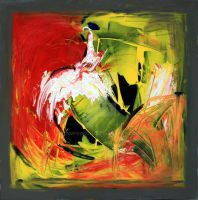 Abstract Painting by zampedroni