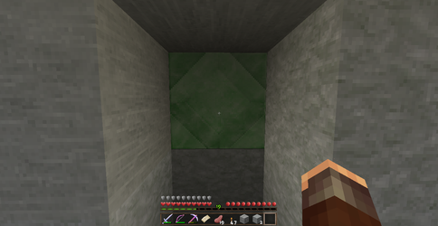 My First Block of Emerald by Masterblaster1234