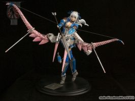 Azul from Monster Hunter Garage Kit by Michael-XIII