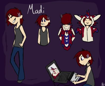 Madi by Friffin