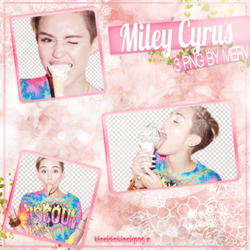 PNG Pack(186) Miley Cyrus by BeautyForeverr