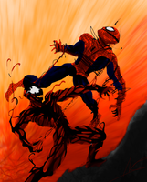Maximum Carnage by ShadowClawZ