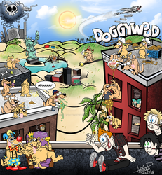 Dookie Inspired Art-Full. by GreenDayComix