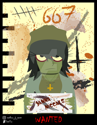 Wanted alive or dead: Janna Niccals by SintSix