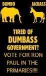 Tired of Dumbass Governemnt? by zephoran-breakdown
