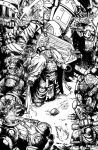 Warhammer 40,000 #12 pages by Spacefriend-T