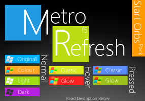 Metro Refresh by Giro54