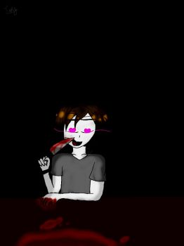 Yandere Mark by ToyCupcakes23