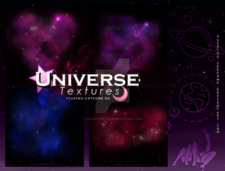 -Universe Textures by Fucking-CatchMe