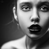 Black lips by RiperJack