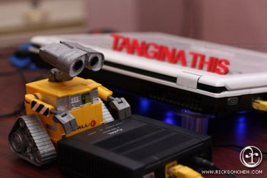 tangina this wall-e by ricksonchew