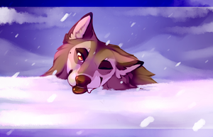 [DotW] First Snow by SilverPocky