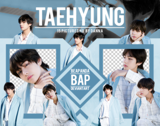 Pack Png 1120 // V (BTS) by BEAPANDA