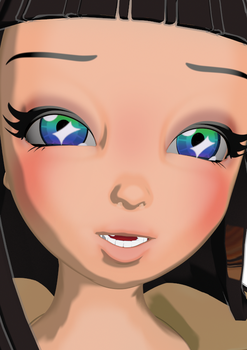 DG Toon Eye conversion for Star 2.0 by spearcarrier