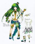 Chlora (scanned) by astgart