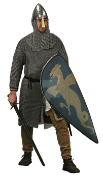 Norman Medieval Knight_1 by Georgina-Gibson