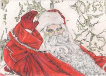 Santa Claus by AaquilaS