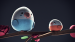 Sad Craft Birds [1080p Wallpaper] by Qutiix